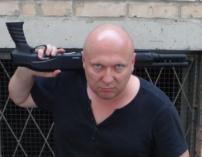 Живодер Алексей Святогор