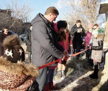Грант Президента России помог защитникам животных открыть приют.