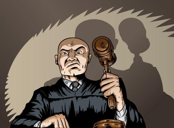Преступная законность или судебная лояльность к живодерам