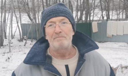 Владелец приюта бездомных животных Юрий Шамарин